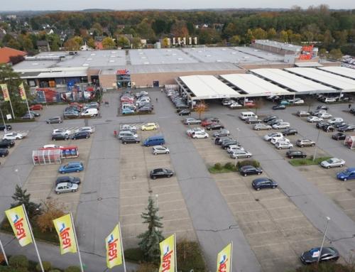 Real-Markt, Langenfeld